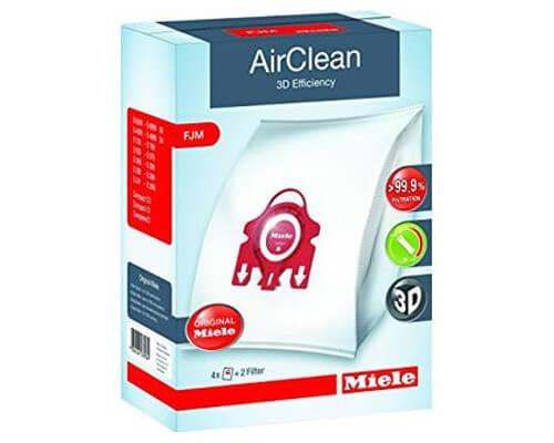 Miele Airclean 3d Efficiency Fjm Dust Bags