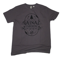 Men's Aina Clothing Organic Cotton Vintage Type Tee