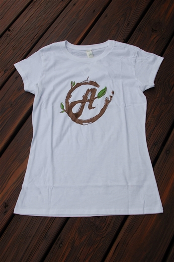 Aina Clothing Women Branch T-shirt organic cotton