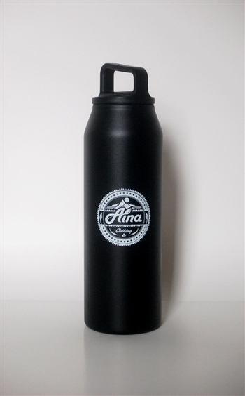 Aina Clothing Seal Logo MiiR 42oz Wide Mouth Water Bottle