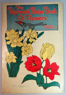 The Patchwork Poster Book of Flowers