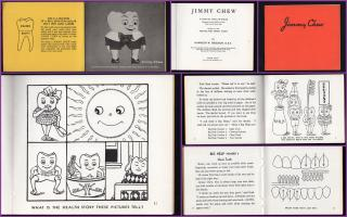 Jimmy Chew: A Dental Health Book Designed to Help Children to Take Better Care of Their Teeth