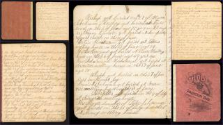 Burial Ledger. .Lancaster and Dauphin Counties of Pennsylvania.1894-1899