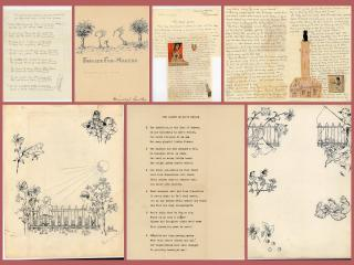 An Archive of Manuscript Children's Poetry, Games and Puzzles - Intended for Publication