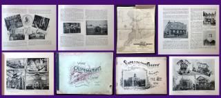 James McClatchy & Co. Sacramento County and its Resources; Our Capital City Past and Present.  A Souvenir of The Bee. H. S. Crocker Co..Sacramento, CA.1894