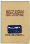 Ross-Tacony Crucible Co. - Clay Bonded & Carbon Bonded Graphite Crucibles & More