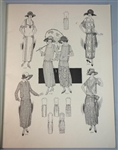 Woman's Institute Fashion Service - Spring & Summer 1923