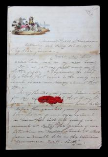 Three Letters from a Family Moving to South America. Buenos Aires, Argentina.February 1855