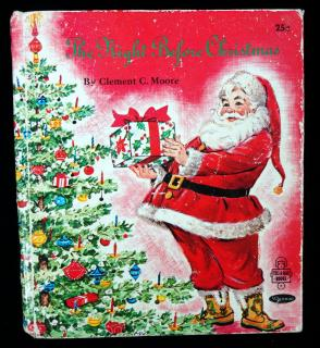 Clement C. MooreThe Night Before ChristmasWestern Publishing Company, Inc.Racine, Wisconsin1969