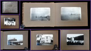 Photograph Album of Bermuda Trip . .Germany.1920s