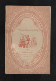 American Tract Society What is a Star? . American Tract Society.New York.1800s