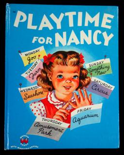 Playtime for Nancy.  Margaret O. Hyde Wonder Books New York 1951