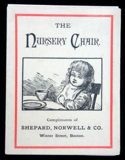 The Nursery ChairShepard, Norwell, and Co.Boston