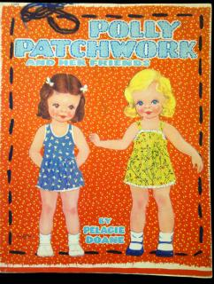 Pelagie Doane Polly Patchwork and her Friends - create your own styles.