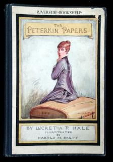 Lucretia PHaleThe Peterkin PapersHoughton Mifflin Co.Boston.1924