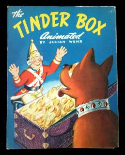 The Tinder Box - Animated by Julian WehrStephen Daye, Inc..NY.1945