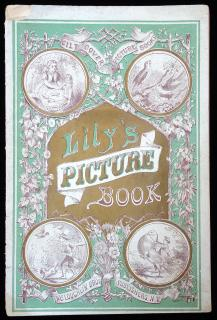 Lily's Picture Book. McLoughlin Brothers.New York.c1890