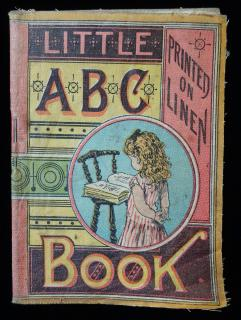 Little ABC Book. ..c1880