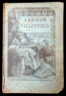 Richard Pease Farmer Fallowfield's Pretty Stories for Good Girls and Boys. Gray, Sprague & Co..Albany.1857