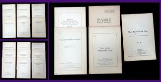 23 Select Papers on the many facets and factors surrounding the Playground. Second Annual Playground Congress.New York, NY.1908