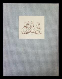 Beatrix Potter The Tale of Peter Rabbit, Facsimile Edition - 33/250. Battledore Ltd..Kingston, New York.1995