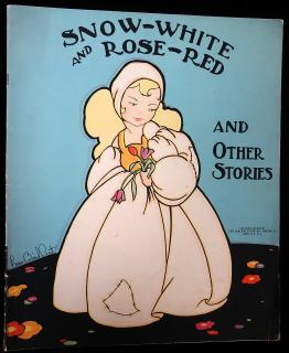 Fern Bisel Peat, Illustrator  Snow-White and the Rose-Red, and Other Stories. . The Saalfield Publishing Co.Akron, OH.1936