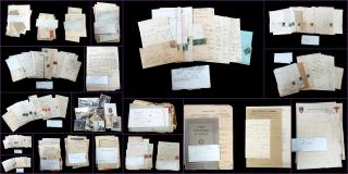 Emily Hockaday Blair Henrotin et al A Collection of Correspondence of Four Generations of Women in the Hockaday, Price, Blair, and Henrotin Family, Approximately 550 Pieces. .Missouri, Illinois, & New York.185 9 - 1962