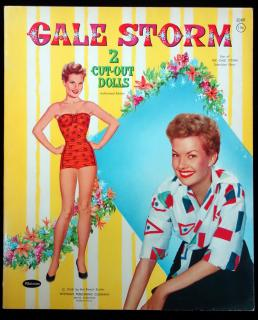 Gale Storm. Whitman Publishing.Racine, WI.1959