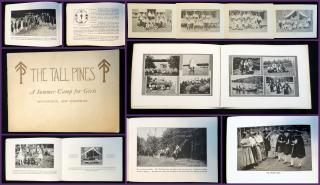 Evelina Reaveley The Tall Pines, A Summer Camp for Girls. Tall Pines Camp.Bennington, NH.[1924]