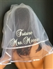 Hair Veils - PERSONALIZED