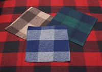 Wool Blanket - Plaid