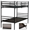 Holland 2040 Bunk Bed w/guard rails