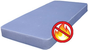 Life-Safety Cloth Mattress