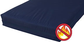 Life-Safety Nylon Mattress
