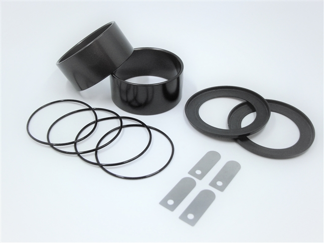 Compressor rebuild kit for the AirSep Visionaire concentrator