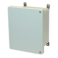 "6"" X 6"" X 4"" Hinged Screw Cover"