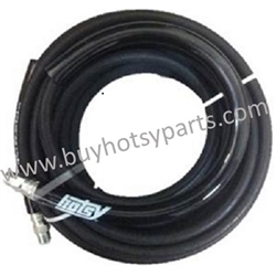 4000 PSI Hotsy Pressure Washer Hose 75 Ft, 8.925-162.0