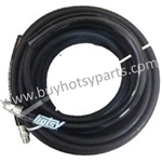 4000 PSI Hotsy Pressure Washer Hose 100 Ft Single Wire Braid 8.925-166.0 replaces 8.739-018.0