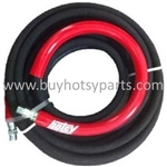6000 PSI Hotsy Pressure Washer Hose 75 Ft, 8.925-226.0