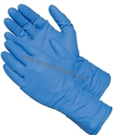 Disposable Blue Nitrile Gloves Medium 8.697-146.0