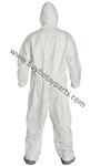 Maxshield Disposable Coveralls with hood and boot XXL 8.697-158.0