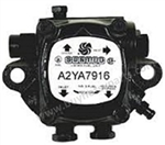 8.700-757.0 Suntec Fuel Oil Pump A2YA-7916, 7 GPH, 3450 RPM, Right Hand Rotation
