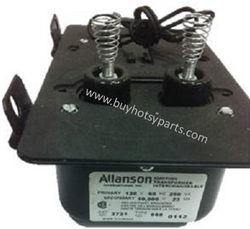 8.700-804.0 Wayne 120 Volt Burner Transformer 23101-E Side Mount Replaces Wayne 20358