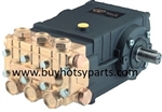 General Pump TS2021 Solid Shaft Pressure Washer Pump, Same as Interpump WS202