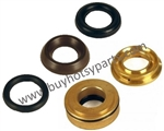 8.702-943.0 General Pump Complete Seal Packing Kit 167 Includes Brass Packing Retainer Ring