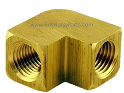 1/4 FPT Brass Elbow 8.705-161.0