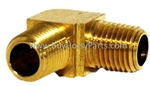 "1/4"" Male Brass Elbow 8.705-169.0"