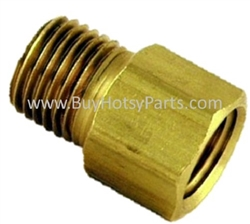 1/4 FPT x 1/4 MPT Brass Adapter 8.705-188.0