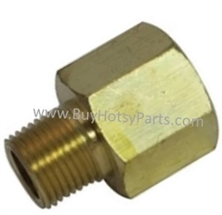 1/2 F x 1/4 M Brass Reducing Adapter 8.705-192.0