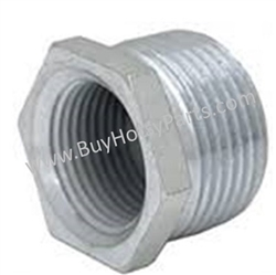 1/2 MPT x 1/4 FPT Steel Reducer Bushing 8.705-423.0